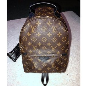 New Louis Vuitton Palm Springs Backpack 🎒